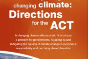 ACT adapting to climate change