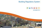 Improving the ACT Building Regulatory System