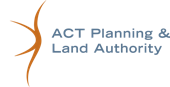 ACT Government - ACTPLA Logo
