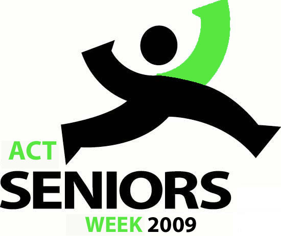 ACT Seniors Week 2009 Logo