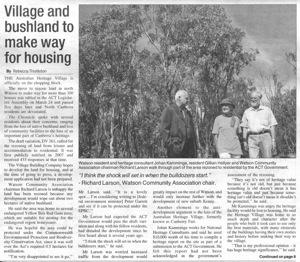 City Chronicle 07 April 2009
