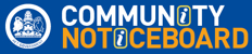 Community Noticeboard logo