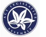 Legislative Assembly Logo