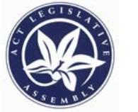 Legislative Assembly Logo