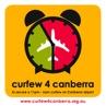 Curfew4Canberra logo