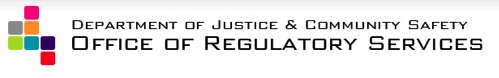 Office of Regulatory Services logo