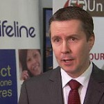 Mark Butler says the phone companies will be compensated for making all Lifeline calls free (ABC News