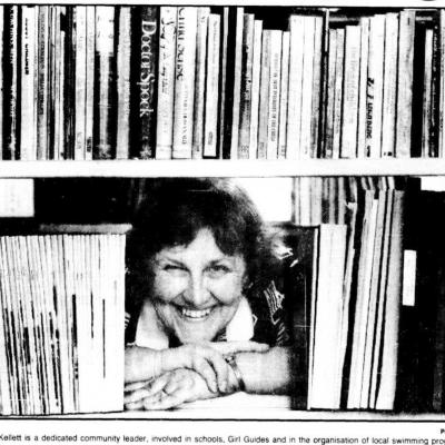 Vale: Joan Kellett OAM